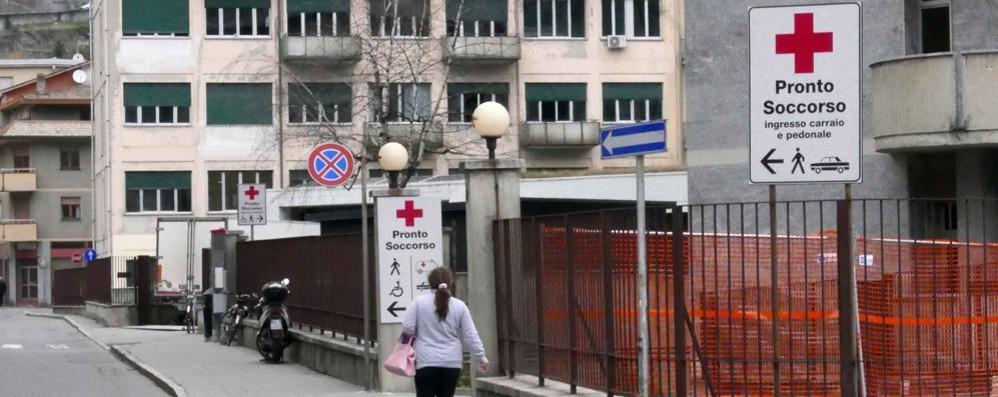 Sale la pressione  sul pronto soccorso  E i contagi crescono