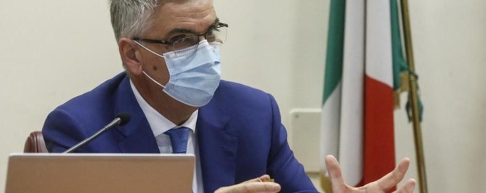 Brusaferro: «Prudenza  nonostante i segnali positivi»