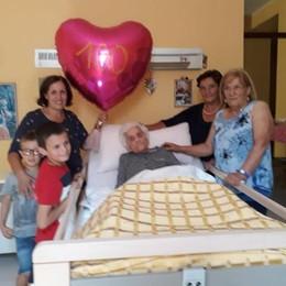 Per tre volte positiva, a 101 anni  Ma nonna Maria resiste al Covid