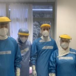 Seconda ondata  Accolti al Morelli  più di 750 pazienti