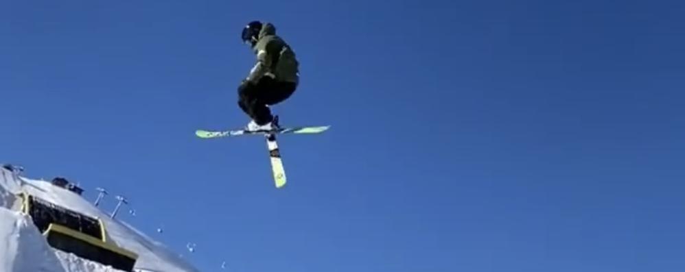 """Freeski e snowboard  fanno """"base"""" a Livigno"""