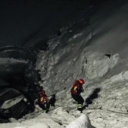 Livigno, con il furgone nel lago gelato: salvi sei atleti della Nazionale di fondo russa