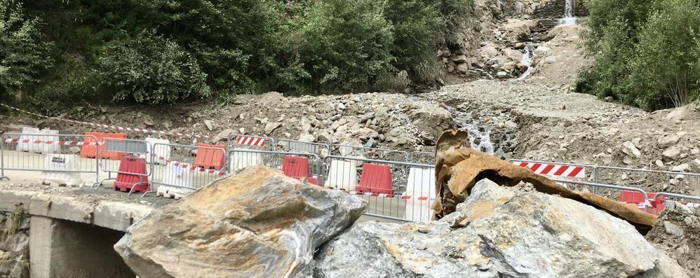 Un anno di tragedie  La frana di Chiareggio  e i morti in montagna