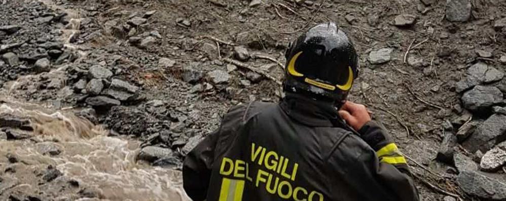Tragedie e vite salvate  L'attività dei vigili del fuoco  nell'annata del Covid