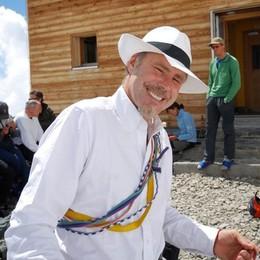 La guida alpina: «Di moda  silenzio e natura, non lo sci»
