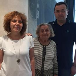 Addio signora Rosalia  In negozio per 70 anni  sempre con il sorriso