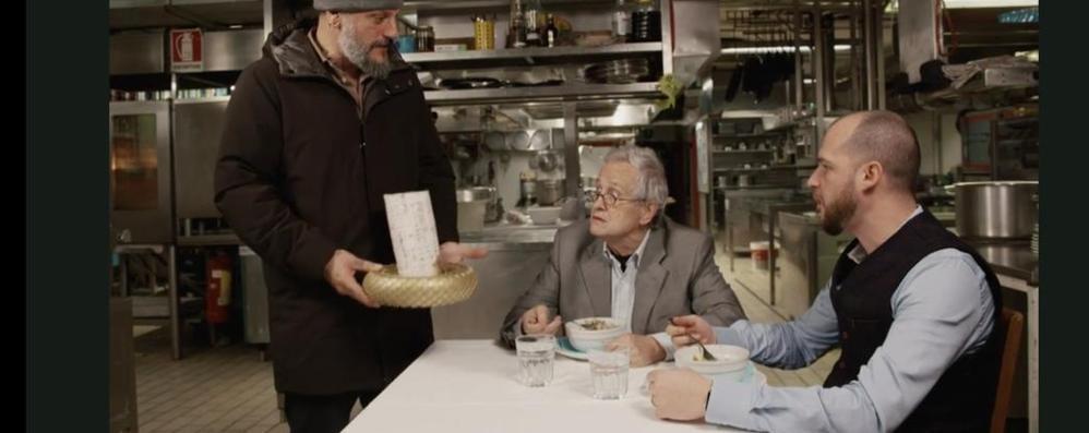 """""""Camionisti in trattoria""""  Ha vinto La Brace  Premio la Coppa di coppa"""