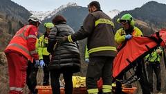 Incidenti montagna: cade in un canalone, grave anziano ad Albaredo