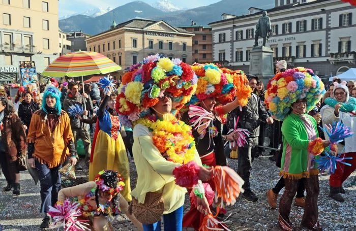 Sondrio Carnevale 2020