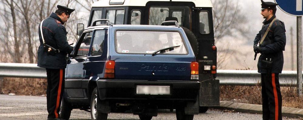 Guidava auto rubate  Arrestato un tedesco a Tirano