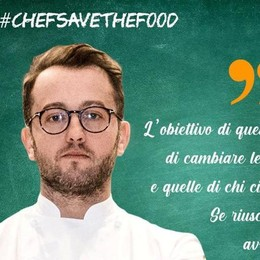 Chef Negrini torna in tv  «Vi insegno a cucinare  evitando gli sprechi»
