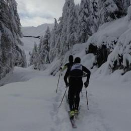Scialpinisti dopo le multe a Pescegallo  «Fateci abbonare ma lasciateci la pista»