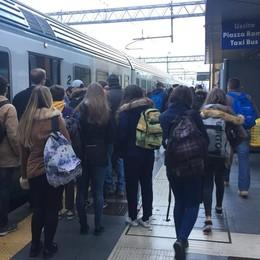 Treni, «Guasti preoccupanti»  Lo scrive la Regione