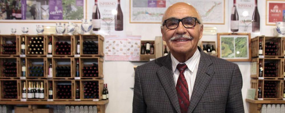 Incidente stradale a Piateda  Muore l'imprenditore Pietro Nera
