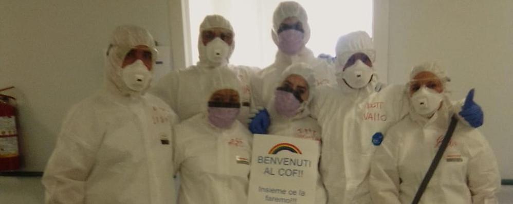 Coronavirus, in trincea accanto ai medici «Esausti, ma vinceremo questa battaglia»