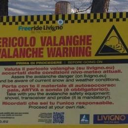 Pericolo valanghe  allarme per i fuoripista  «Fate attenzione»
