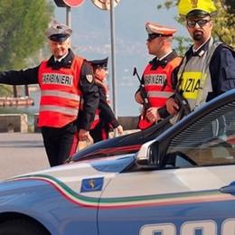Emergenza coronavirus  Avviati i controlli  di carabinieri e polizia  Il modulo per l'autocertificazione  da scaricare e stampare