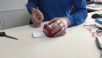 Come fabbricare le mascherine parte 2