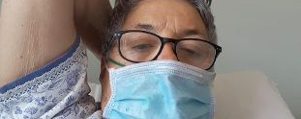 «Noi guariti dal virus   ma è stata dura»