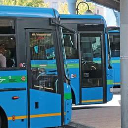 Bus, la ripartenza  Mancheranno solo  quelli scolastici