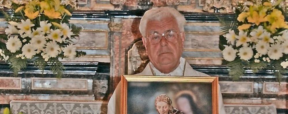 È morto don Panizza  Per trent'anni a Sondrio