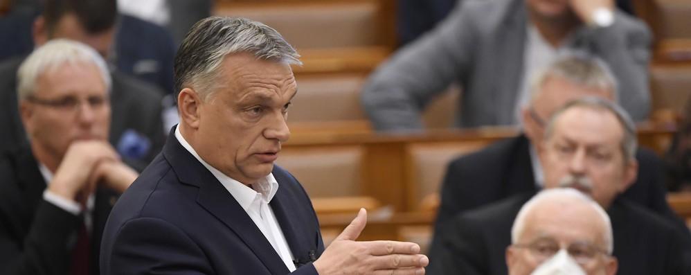 Ungheria: conservatori danesi, espellere Orban dal Ppe