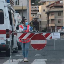 I contagi salgono,  altri 45 nuovi casi  In due giorni 7 morti