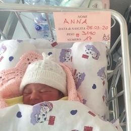 Partorire nell'emergenza  Benvenuta Anna