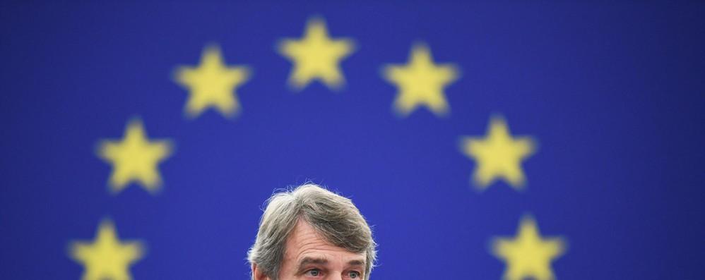 Sassoli, senza l'Europa i nostri Paesi non ce la faranno