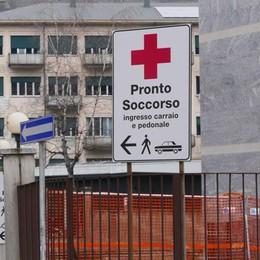Operaio ferito in fabbrica   Sondrio, tragedia sfiorata