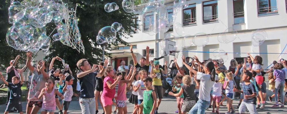 Centri estivi, non è facile  Solo con gruppi di 15 ragazzi