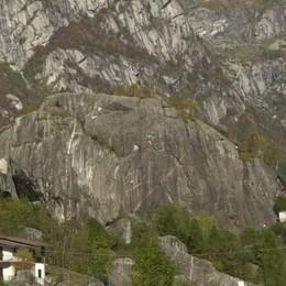 Muore scalatore  di 73 anni  È precipitato dal Sasso Remenno