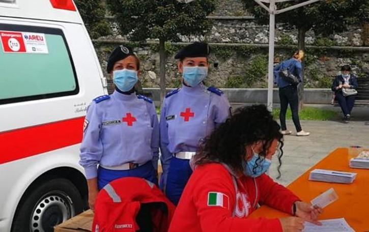 «Se ricevete una chiamata  dal numero che inizia con 06.5510  è la Croce Rossa non uno stalker»