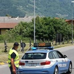 Val Masino piena  Turisti rispediti  a casa dalla polizia
