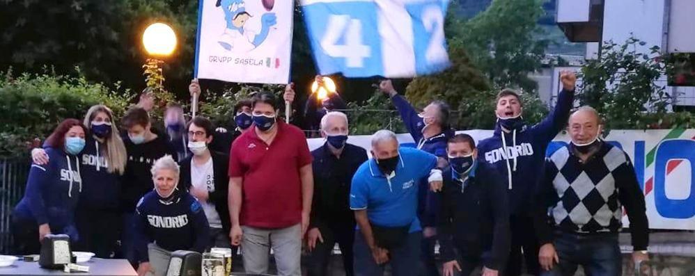 «Aiuti a Mostacchi   e il Sondrio resterà in D»