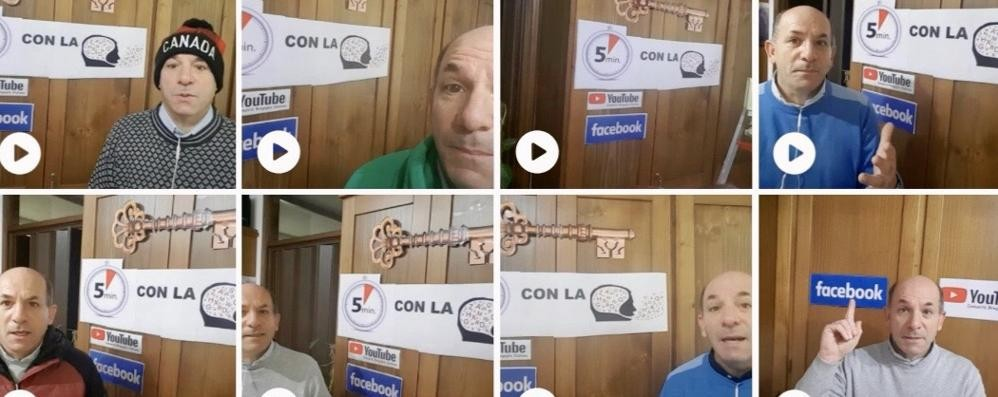 Don Romano è social  La parola del Vangelo  in 80 puntate online