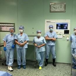 Il Morelli riparte  e l'ortopedia  fa subito scuola