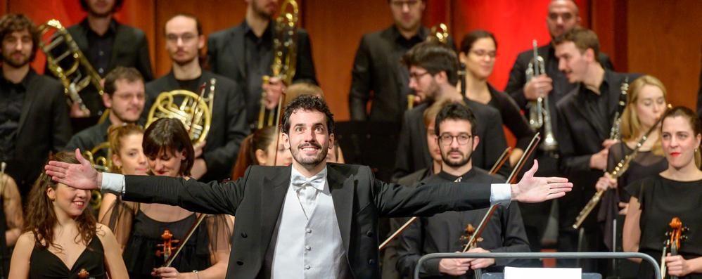L'orchestra Vivaldi  ringrazia il Morelli  Con un concerto