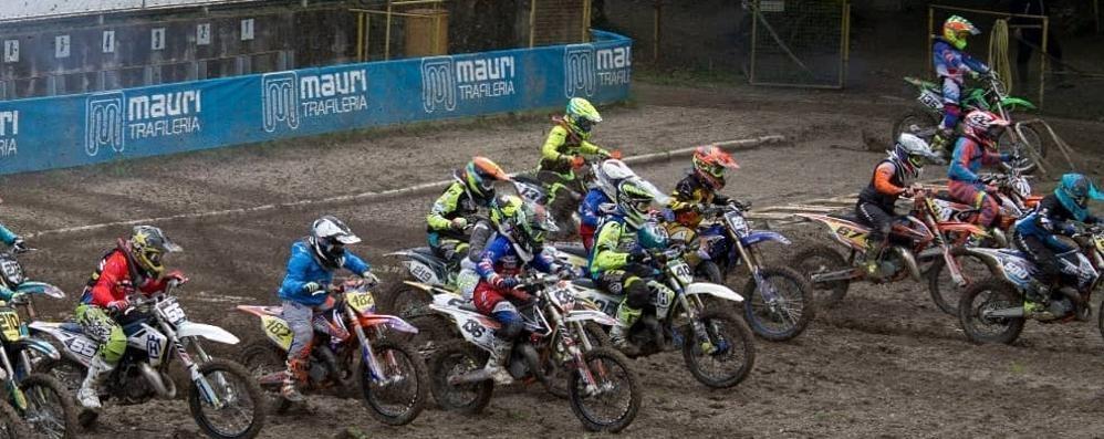 Con il campionato regionale  torna anche il motocross