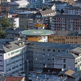 «Sanità, l'ira dell'Alta Valle  Sondrio non è più centrale»