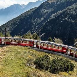 Turismo, buone notizie  Ritorna il trenino rosso  da lunedì pronti a partire