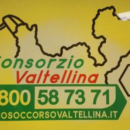 Soccorso stradale e recupero ambientale, ecco il Consorzio Valtellina