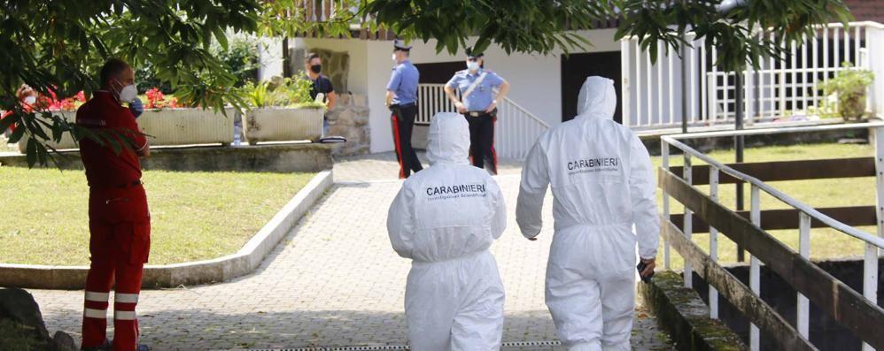 Non erano stati sedati  i due gemelli di 12 anni  uccisi dal papà a Margno