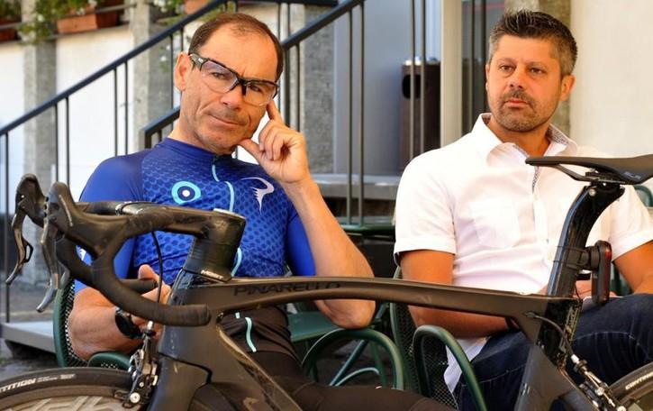 Triplo matrimonio   Giro d'Italia-Montespluga