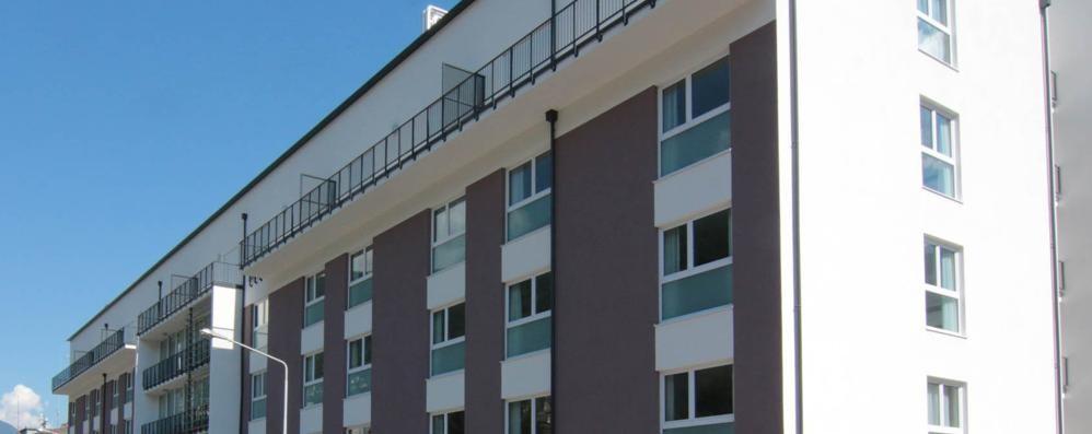 Apre la Rsa Bernina   68 posti per anziani  E 15 alloggi protetti