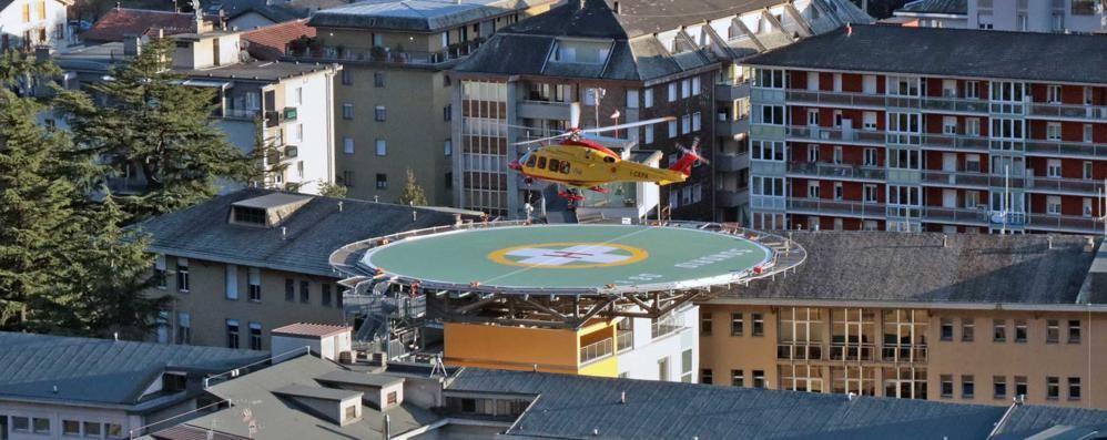 Scaramellini:  «Un ospedale nuovo?  Lo abbiamo chiesto»