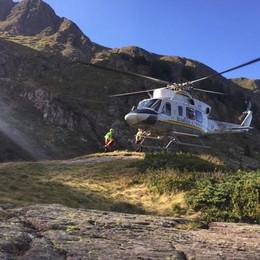 Panico sulla vetta  del Monte Lavazza  Salvate due ragazze