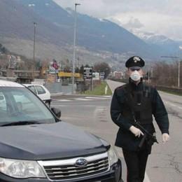 Arrestati marito e moglie  per spaccio a Berbenno  «Due insospettabili»