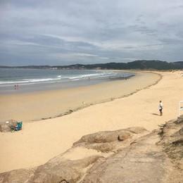 Lanzada sul mare  C'è, in Spagna  «Posto bellissimo»