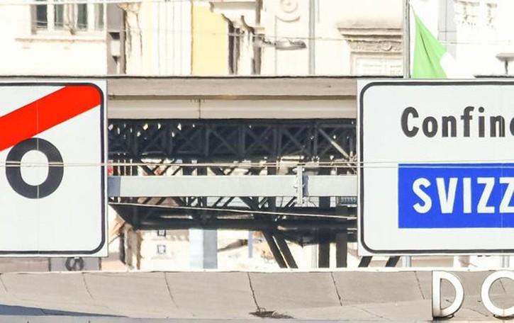 Accordo a fine anno  per i frontalieri  L'annuncio di Conte
